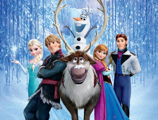 『アナと雪の女王』でボキャブラリーを増やす!