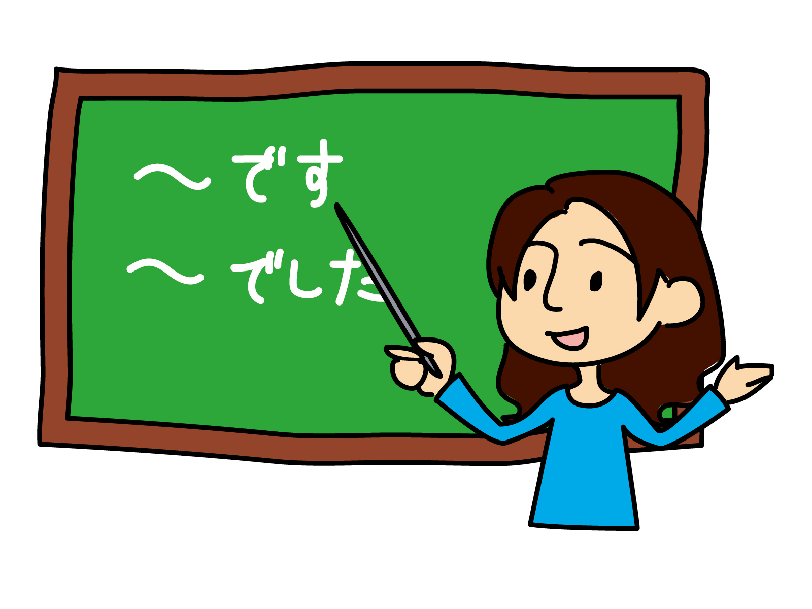 今日は英会話のレベル進級試験