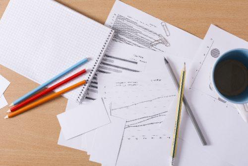 ノートと勉強法