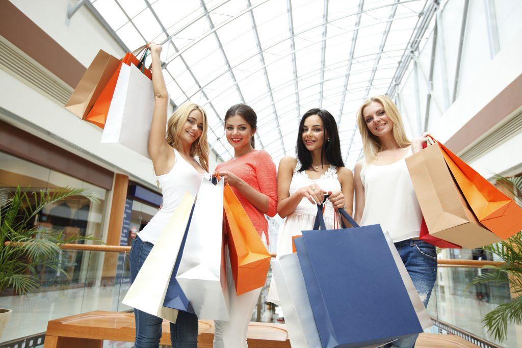 海外でのショッピング